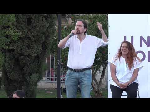 Así se ha vivido el acto central de Unidas Podemos en Palma