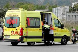 Herido crítico un joven al precipitarse desde un tercer piso en el aeropuerto de Ibiza