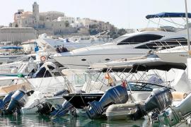 Un amarre en Eivissa cuesta 15 veces más que en la Península