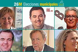 26M: Candidatos al Ajuntament de Sant Llorenç