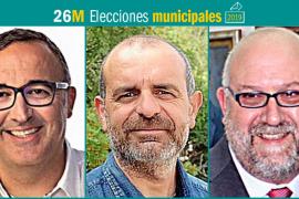 26M: Candidatos al Ajuntament de Santa Eugènia