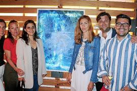 Exposición de Estefanía Pomar en Schwaiger Xino's a beneficio de RANA