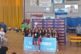 Pollença y Bahía, campeones de Baleares mini de baloncesto