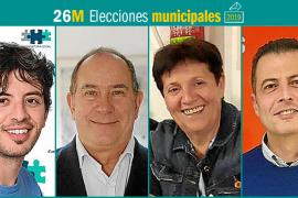 26M: Candidatos al Ajuntament de Santanyí
