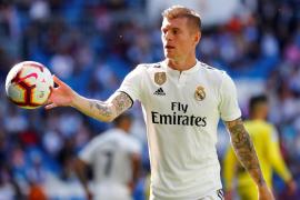 Kroos seguirá en el Real Madrid hasta 2023