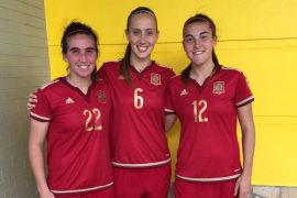 Tres mallorquinas al Mundial de fútbol femenino
