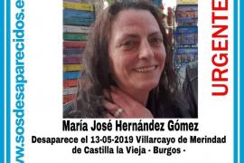Buscan a una mujer desaparecida en Burgos desde hace una semana