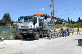 El nuevo punto verde de Inca logra registrar 50 toneladas más de residuos que en 2018