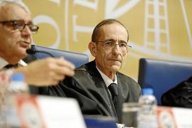 Carlos Izquierdo toma posesión en la Academia de Jurisprudencia de Baleares