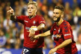 El Granada acelera hacia Primera y Osasuna asciende