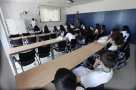 El encuentro de alumnos mediadores en la UIB, en imágenes. Fotos: Daniel Espinosa