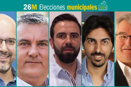 26M: Candidatos al Ajuntament de Ses Salines