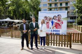 Company promete una deducción fiscal de 1.000 euros anuales a las familias numerosas y monoparentales