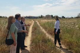Isern ampliará el Parc de sa Riera con 90.000 metros cuadrados de Can Angelí si es alcalde