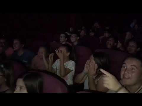 Alumnos del CESAG estrenan una película rodada con alumnos del CEIP S'Olivera de Ibiza