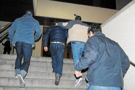 El sobrino de 'La Paca' se entrega a la policía tras atrincherarse en Son Banya