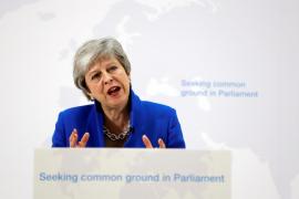 Theresa May ofrece a los diputados la opción de un segundo referéndum del Bréxit