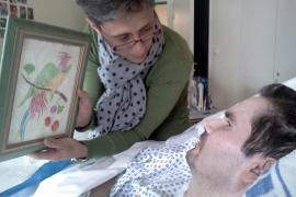Vuelven a alimentar a Lambert, el paciente en estado vegetativo francés