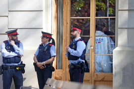Los Mossos investigan la muerte de una mujer en el barrio de Sant Antoni