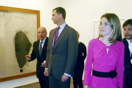 Las galerías 'Maneu' y Gabriel Vanrell cosechan éxitos en la feria Art Madrid
