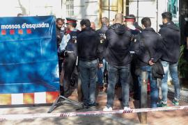 Detenido un hombre por el homicidio de una menor en un bar de Barcelona