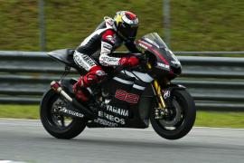 """Lorenzo: """"Con la nueva moto tienes que cambiar tu estilo"""""""