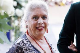 Ligera mejoría del estado de salud de María Jiménez