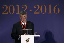 Villar arranca su séptimo mandato al frente de la RFEF