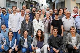 Més-Esquerra cuenta en Manacor con el apoyo de los antiguos integrantes de sus candidaturas