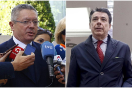 Exculpan a Gallardón y a Ignacio González por la compra de Inassa en el caso Lezo