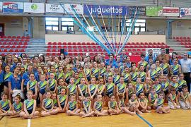 Llamamiento de la gimnasia a la clase política de Inca
