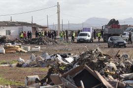Cort inicia el proceso judicial para desalojar a las familias que aún viven en Son Banya