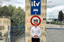 Llorenç Galmés promete una nueva planta de ITV en Calvià