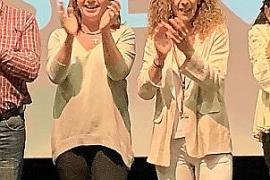 Aina Munar promete en su presentación 15 plazas de centro de día de Alaró