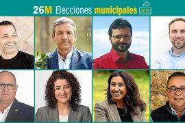 26M: Candidatos al Ajuntament de Son Servera