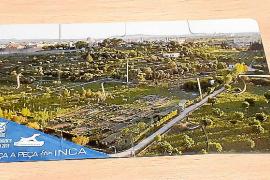 Independents d'Inca usa un puzle para su campaña 'Peça a peça'