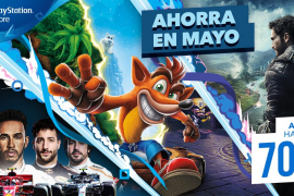 Ya disponibles las Ofertas de Mayo en PlayStation Store