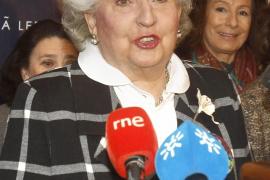 La Infanta Pilar: 'La Princesa de  Asturias es mucho mejor que Lady Di'