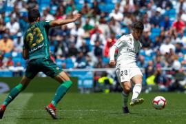 Marco Asensio: «El Madrid siempre vuelve»