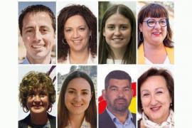 Así son los principales candidatos al Consell de Mallorca