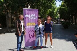 Jarabo promete crear un dentista municipal en Palma si gobierna tras el 26 de mayo