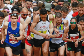 La Mallorca RUHning supera sus registros