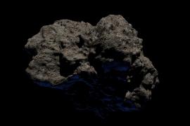 El resplandor de un meteorito ilumina la noche en Adelaida