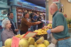 El PP promete no permitir más grandes superficies comerciales en Palma porque «ha llegado a su máximo»