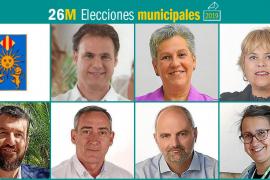 26M: Candidatos al Ajuntament de Sóller