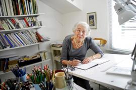 Fallece Judith Kerr, autora de «El tigre que vino a tomar el té»