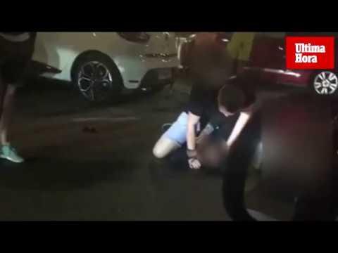 Un turista deja 'K.O.' a una prostituta que le había robado el móvil en la Platja de Palma