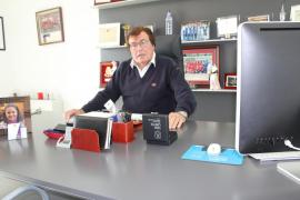 Los clubes de fútbol de Palma reclaman una mejora de las instalaciones