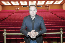 Marcos Ferragut: «Que alguien decida con dinero público qué teatro hay que ver es peligroso»