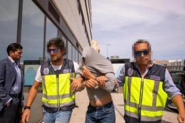 Prisión para los dos detenidos por los incendios de los juzgados de Ibiza y es Viver